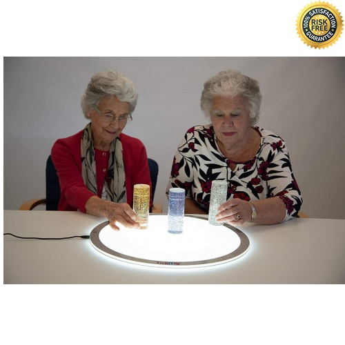 TickiT-92104-Conjunto-de-juguetes-sensoriales-con-purpurina-50-mm-de-diametro miniatura 10